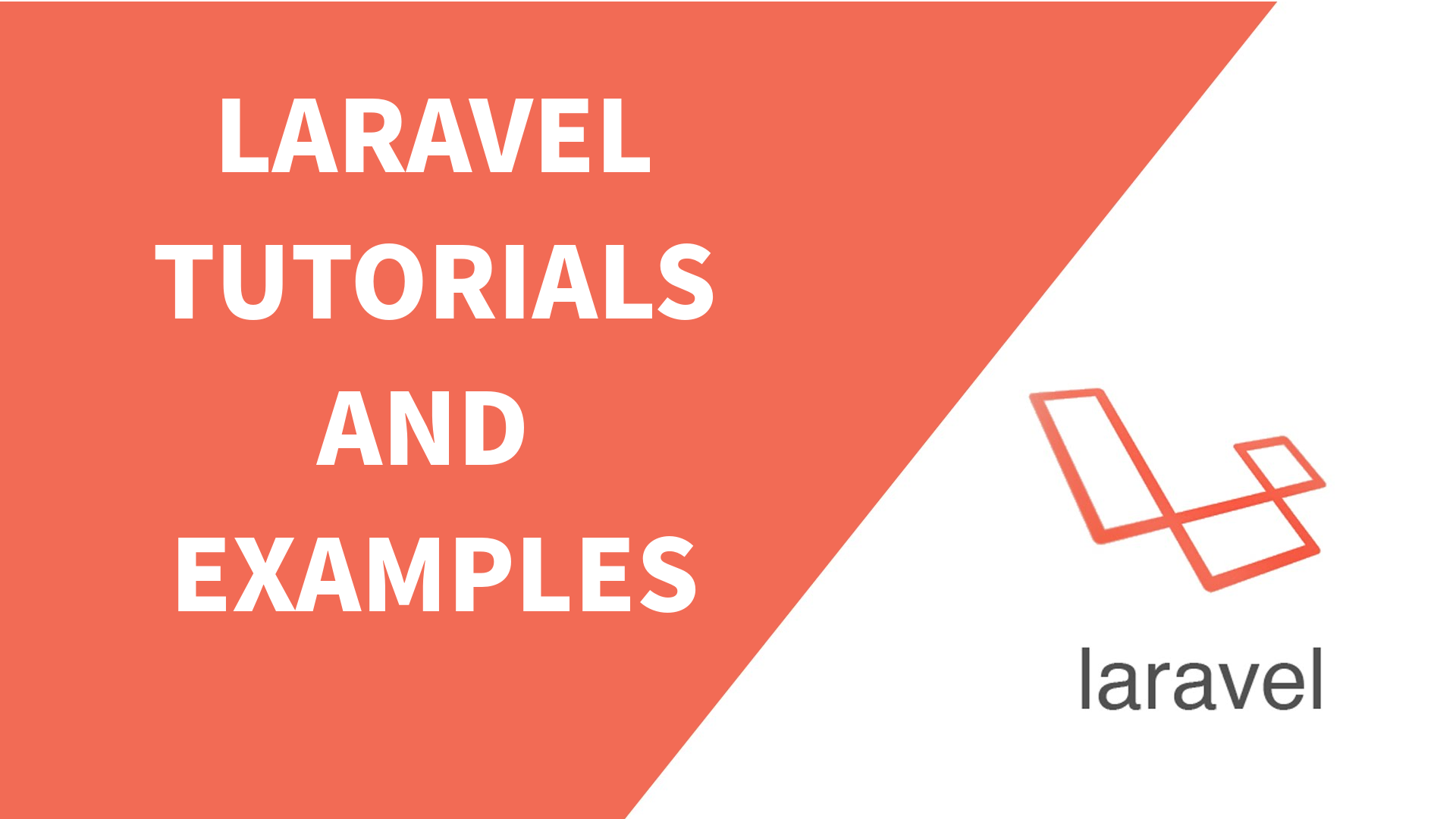 PHP Laravel Framework Tutorials and Examples – 5 Balloons