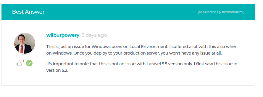 Fixed] The page has expired due to inactivity in Laravel 5