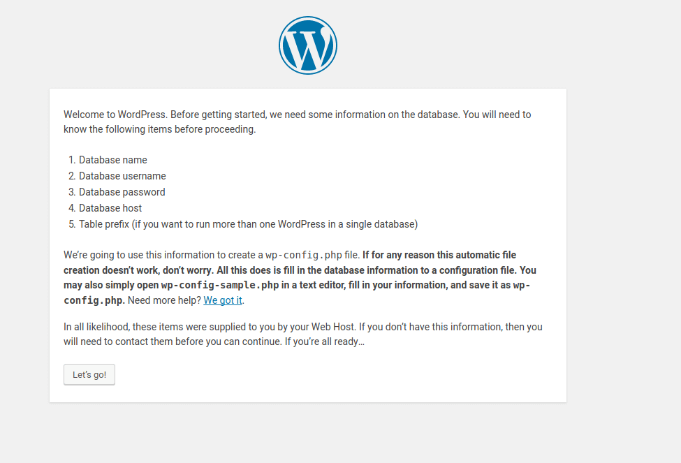 wordpress-installation-getting-started