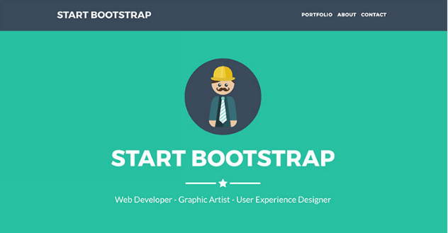 Bootstrap Template | Download And Modify The Static Bootstrap Template 5 Balloons