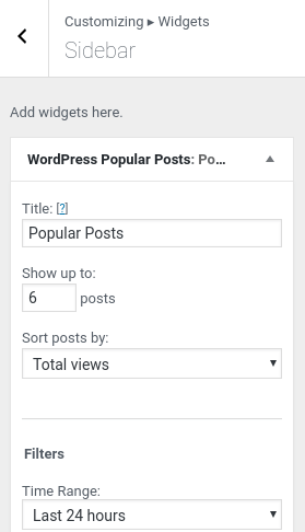 widget wordpress popular posts