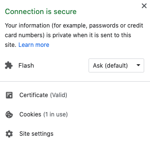 secured connection SiteGround HTTPS